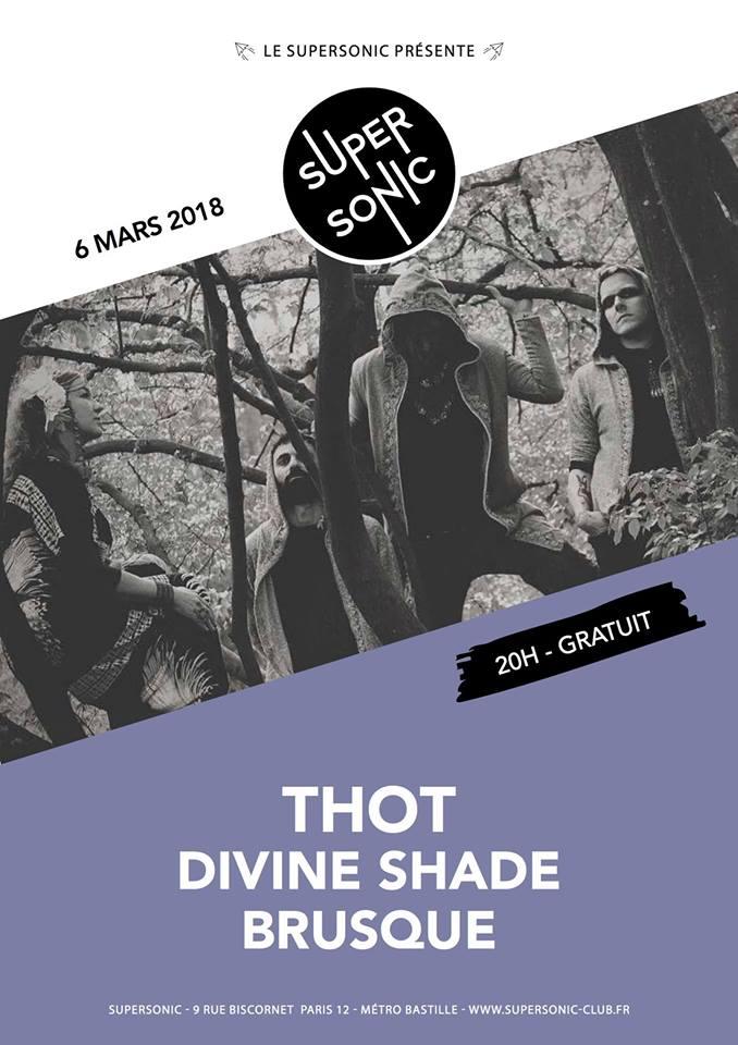 Thot • Divine Shade • Brusque